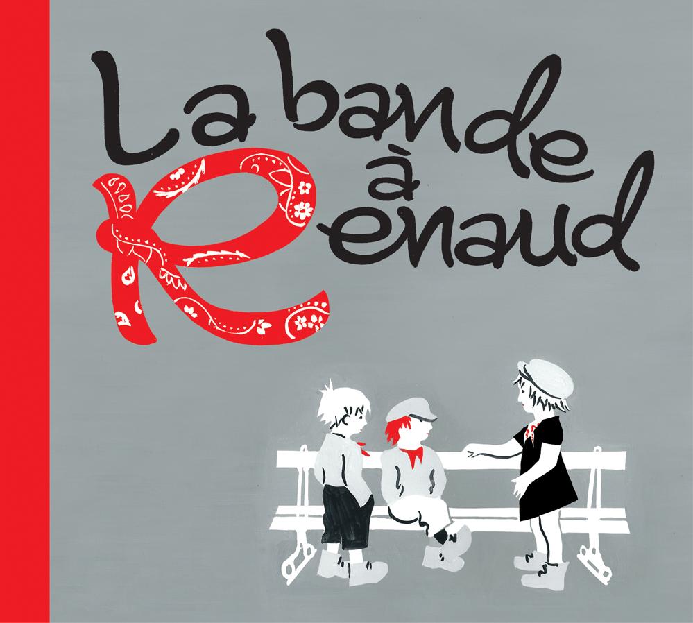 L' Album musical de la Bande à Renaud a sa cover