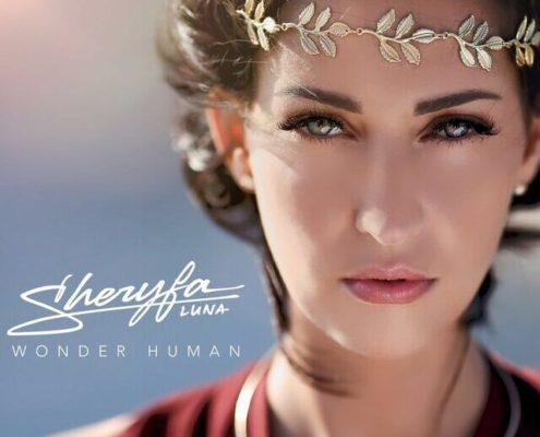 "Pochette du single ""Wonder Human"" de Sheryfa Luna"