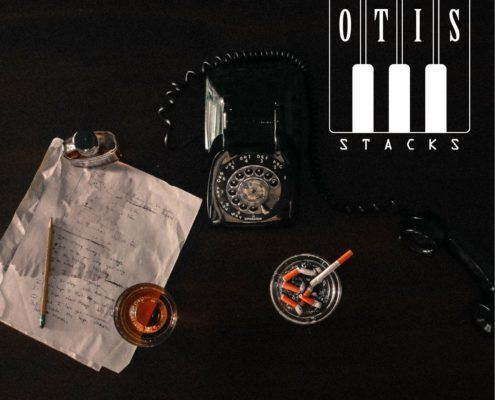 pochette de l'EP du duo Otis Stacks