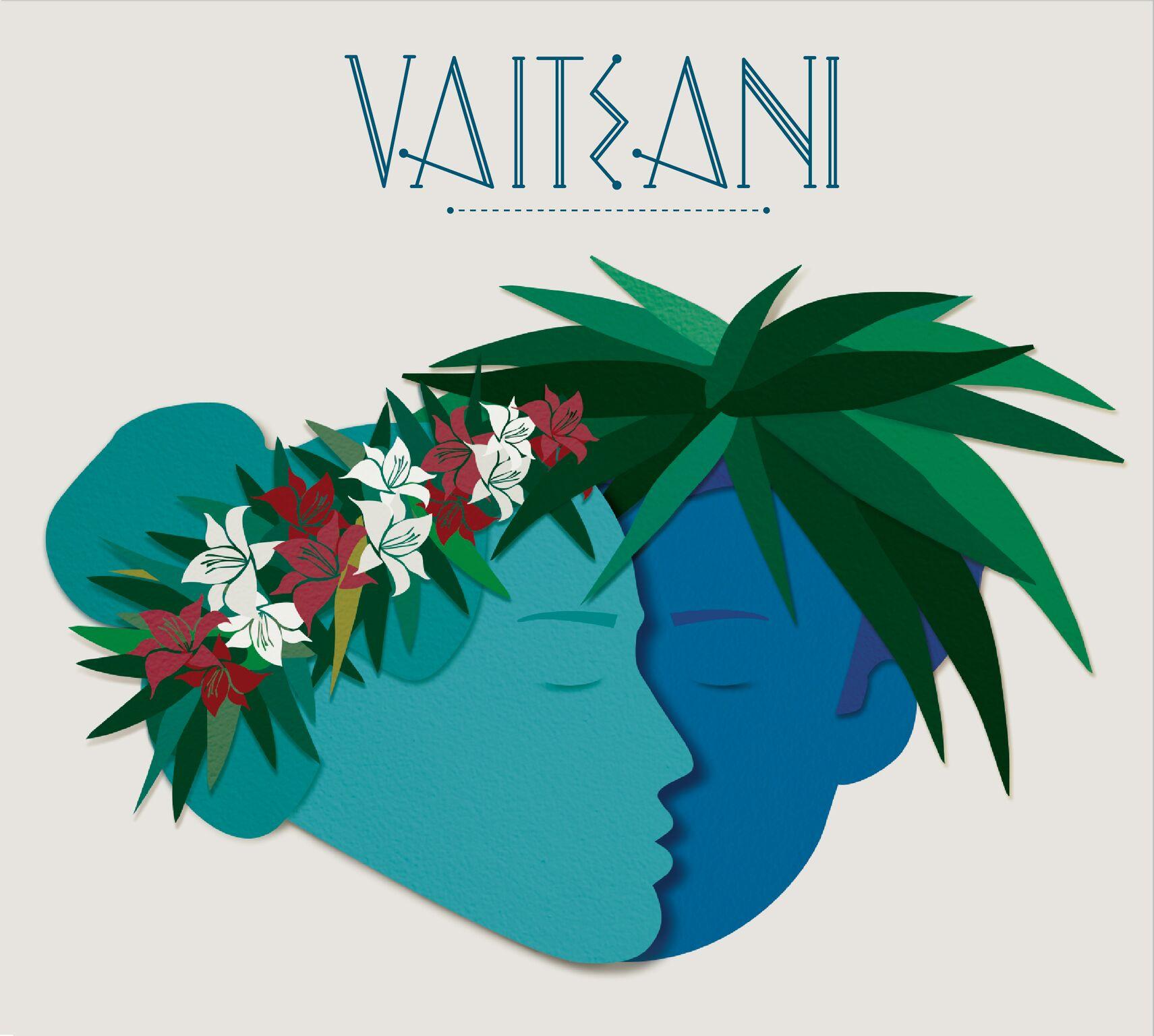 la cover de l'album de Vaiteani