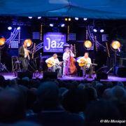 Bréli Lagrène fête avec le public les 15 ans du festival Au Grès du Jazz