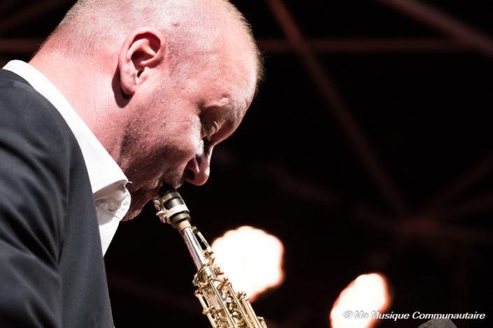 Biréli Lagrène et son Acoustic Quartet au festival Au Grès du Jazz 2017