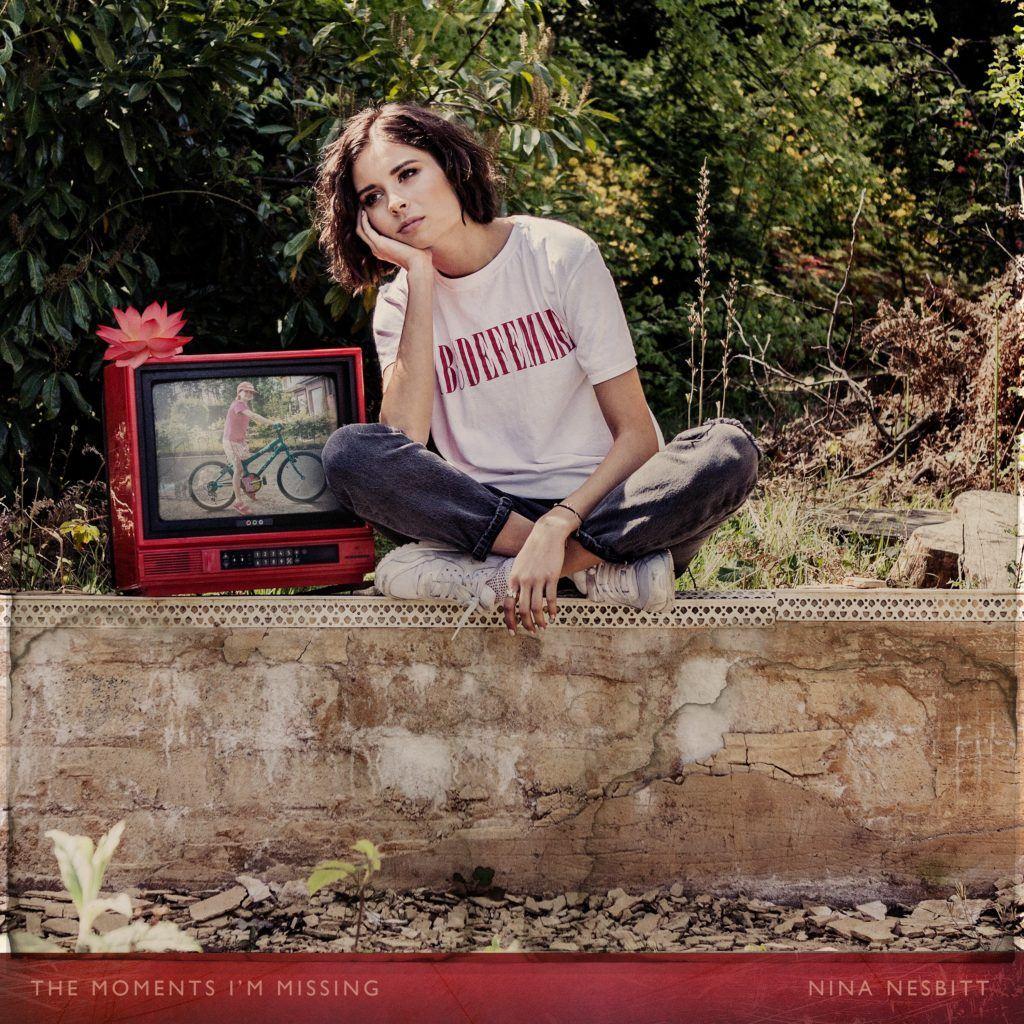 la pochette du single de Nina Nesbitt