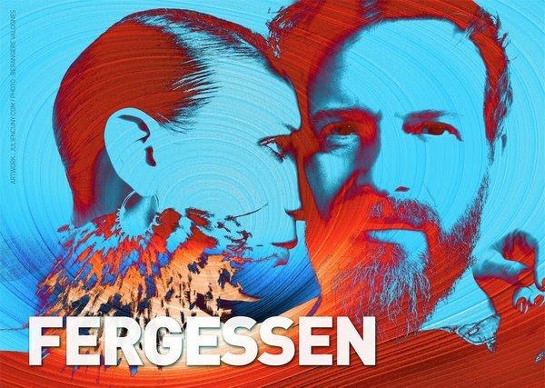 pochette de l'album L'été du duo Fergessen