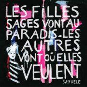 pochette du nouvel album de Samuele