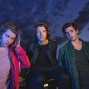 Portrait du trio australien Mansionair